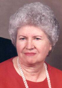 Wanda Louise (Parks) Ousley