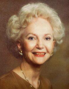 Doris Alexander