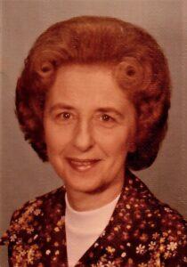 Eleanor Elsie (Sievering) Gonser