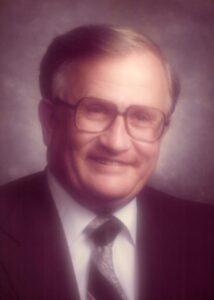 Dr. Kenneth Henry Johnston