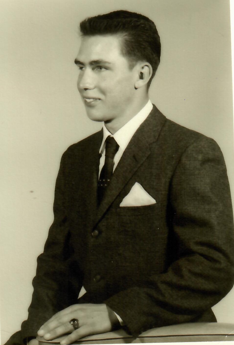 Ted Norman Scroggs