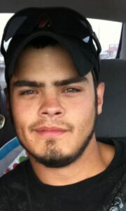 """Edwardo """"Little Eddy"""" Olivarez Jr."""