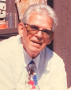 """Billy Ray Stewart Sr. """"Mr. Bill"""""""
