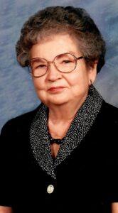 Frances Marie McMillan